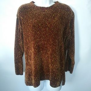 Chaniel crew neck sweater